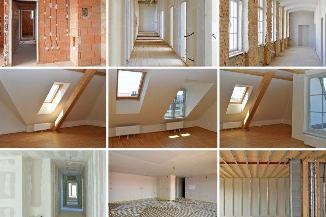 Immobilie Sanierung Renovierung Modernisierung