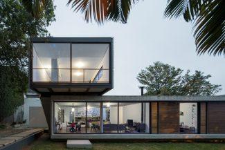 Modulhaus und Mobilhaus