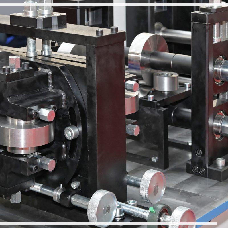 Stahlblechprofilhaus Leichtbauprofilhaus EngGraph Produktion